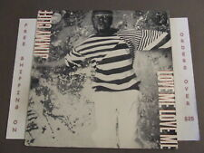 "JIMMY CLIFF LOVE ME LOVE ME 12"" SINGLE"