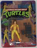 Teenage Mutant Ninja Turtles April O'Neil 1988 action figure