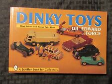 1996 rev. DINKY TOYS 3rd. Ed. Price Guide by Dr. Edward Force FVF