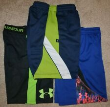 Under Armour Jordan Boy's Basketball Shorts (Lot of 3) Size S Youth Guc