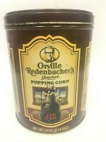 Vintage Orville Redenbacher's Gourmet Popping Corn Collector Tin