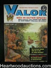 """""""Valor"""" October 1959 Howell Dodd, Mel Crair cover"""