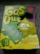 Gas Out Game, clean unused still in box