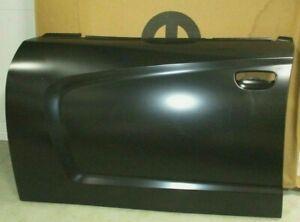Genuine Mopar Front Left Outer Door Skin Panel 55113503AD (Dodge Charger)
