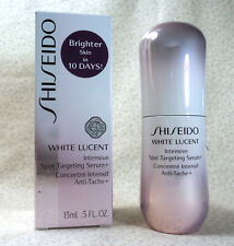 SHISEIDO WHITE LUCENT INTENSIVE SPOT TARGETING SERUM - .5 oz. - BOXED
