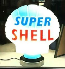More details for led lamp base for gas pump globes petrol globe extra large lamp base full size