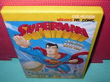 SUPERMAN - EL ULTIMO HIJO DE KRIPTON - DIBUJOS