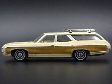 1969 Chevrolet Kingswood Estate RARE 1:64 DIECAST COLLECTIBLE DIORAMA MODEL CAR