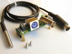 HomeLab pH meter for Raspberry Pi, Arduino & ESP8266; ATC; aquaruim, beer, wine