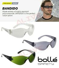 Bolle Safety Glasses BANDIDO Anti-fog & Anti-scratch UV Protection Spectacles