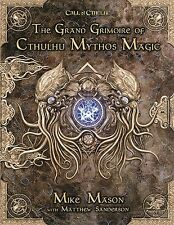 Call of Cthulhu RPG 7th edition Grand Grimoire of Cthulhu Mythos Magic - New