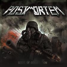 Postmortem-seeds of DEVASTATION-CD-death/thrash metal