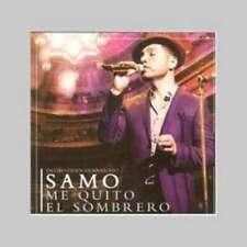 Me Quito El Sombrero En Vivo Desde Guanajuato - Samo CD & DVD Set Sealed ! New !