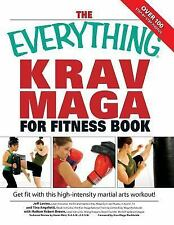Krav Maga for Fitness Book : Get Fit Fast with This High-Intensity Martial...