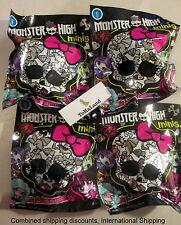 ToKaLand Monster High Minis Series 1 Blind Bag Figure lot of 4
