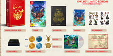 Owlboy Limited Edition Nintendo Switch *NEW*+Warranty!!