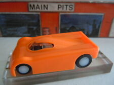 Fluorescent Orange Neo Traction Magnet WIZZARD STORM Extreme ~ USA Slot Car