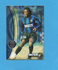 INTER CARDS 2000- numero 67- CLARENCE SEEDORF -NEW