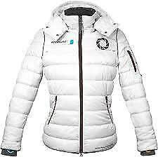 Musterbrand Portal Jacket Ladies Scientist Winter White