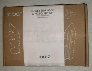 Joolz (LOWER) Sun Hood & Mosquito Net - NEW IN ORIGINAL/OPEN BOX