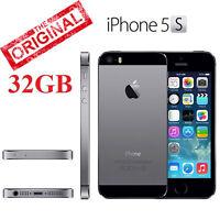 Apple iPhone 5s 32GB Desbloqueado Móvil Libre(Unlocked) Smartphone Gris Espacial