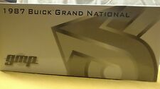 GMP 1/24 1987 Buick Grand National