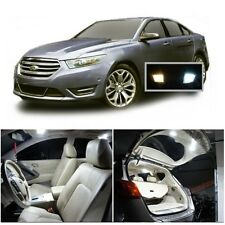 For Ford Taurus 2013-2016 Xenon White LED Interior Kit Package
