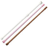 1Pcs Alloy Adjustable Rod Tension Bathroom Curtain Extensible Rod Hanger Stick