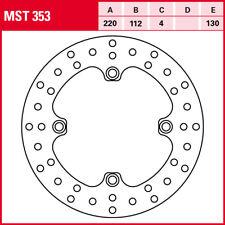 TRW Disco Freno Trasero MST353 con ABE