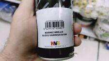 Transparente  BARNIZ BRILLO AEROSOL PINTURA  (200 ml) faros plasticos reparacion