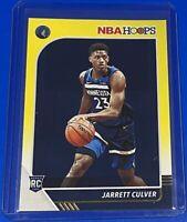 2019-20 NBA Hoops Jarrett Culver Rookie YELLOW PARALLEL SP Timberwolves #203 RC