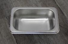 6 x 1/9 GN Gastro Norm Behälter Blanco Perforiert