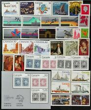 CANADA Postage Stamps, 1978 Complete Year Set collection, Mint NH, See scans