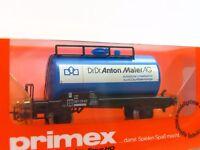Primex H0 4591 Kesselwagen Dr. Dr. Anton Maier AG DB OVP (TR8997)
