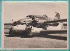 TWO ANSONS in Brocklesby (Australia) Mid-Air Collision of 1940 - Interlocked