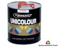 Concept Paints 2k Universal Thinners 4LT