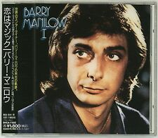 BARRY MANILOW I s/t / Love is magic CD JAPAN 94 Press BVCA-7302 NEW SEALED s4771