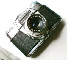 Voigtlander Bessamatic RF Camera Color Skopar 50/2.8 Lens Extra 135mm F/4 Lens