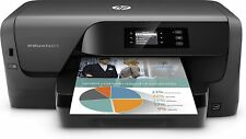 New HP OfficeJet Pro 8210 Wireless Inkjet Printer - Black -