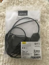 New Jabra Link Electronic Hook Switch Adapter 14201-43 for Cisco Ehs