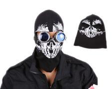 Expédié de Paris - Cagoule Masque Call Of Duty Skull Airsoft Moto Tête De Mort