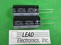 35 volt 470 micro farad - 35V 470uF Capacitor 470MF