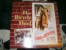 The Bicycle Thief Laserdisc Ld Free Ship $30 Orders