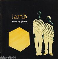 LAMB Fear Of Fours CD NEW