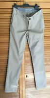 Joules Mens The Laundered Chino Slim Fit Trousers - CORN Size W30-L32
