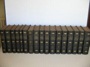 LAROUSSE Pierre. GRAND DICTIONNAIRE UNIVERSEL. 17 volumes.