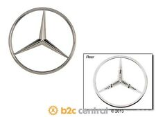 Emblem Genuine fits 1981-1991 Mercedes-Benz 420SEL 560SEC,560SEL 300SD