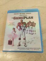 Disney The Game Plan Blu-ray Dwayne 'The Rock' Johnson