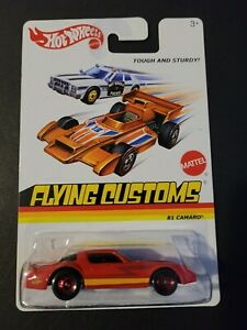 🔥 HOT WHEELS FLYING CUSTOMS '81 CAMARO RARE NICE 🔥