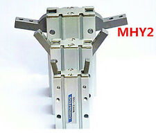New listing New 1Pc Mhy2-10D 180° Angular Pneumatic Air Gripper Cylinder Smc Type Bore 10mm